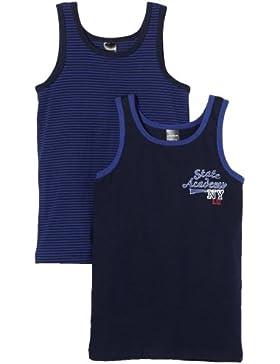 Schiesser Camiseta Tirantes para Niños (Pack de 2)