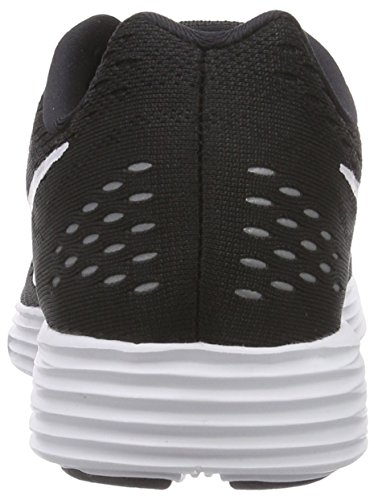 Nike - Lunartrainer, Sneakers da donna Nero (Schwarz (Black/White-White 001))