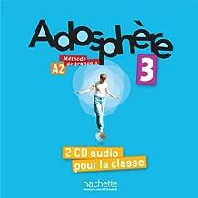Adosphere: Niveau 3 CD Audio Classe (X2)