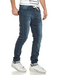 BLZ jeans - Jogg jean homme bleu délavé