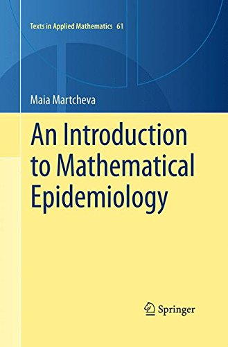 An Introduction to Mathematical Epidemiology (Texts in Applied Mathematics)