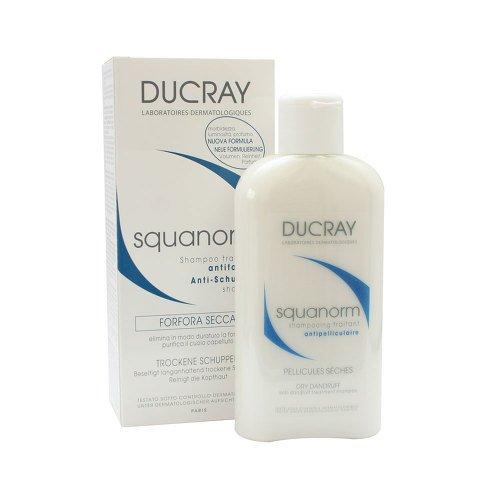 Zinkpyrithion Gegen Schuppen (DUCRAY SQUANORM trockene Schuppen Shampoo 200 ml)