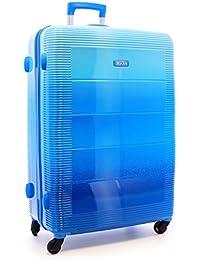 TEKMi CAPRI - Grande valise - Polycarbonate - 4,4Kg / 100L - Serrure TSA