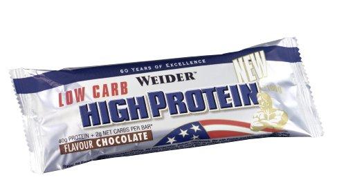 Weider 40% Protrein Low Carb Bar 1 barrita x 100 gr