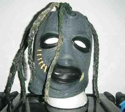 Slipknot–Corey Taylor Latex Maske für Erwachsene 1of a Kind Artikel von ()