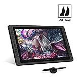 HUION KAMVAS Pro 22 Profesional Monitor de gráficos 8192 Sensible a la...