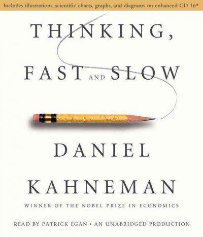 [(Thinking, Fast and Slow)] [Author: Daniel Kahneman] published on (October, 2011)