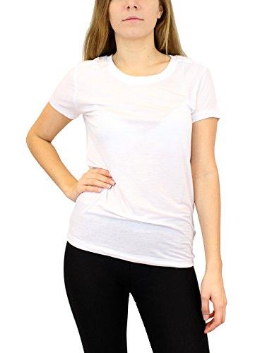 Eleven Paris Damen T-Shirt BALABA Weiß (WHITE M99)