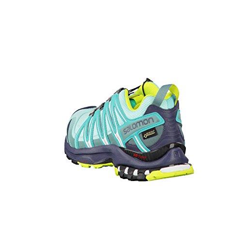 Salomon Xa Pro 3d Gtx W, Chaussures de Trail Femme blue