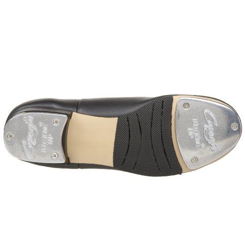 Capezio Teletone Extreme tap, Chaussures danse mixte adulte Noir (B0M)