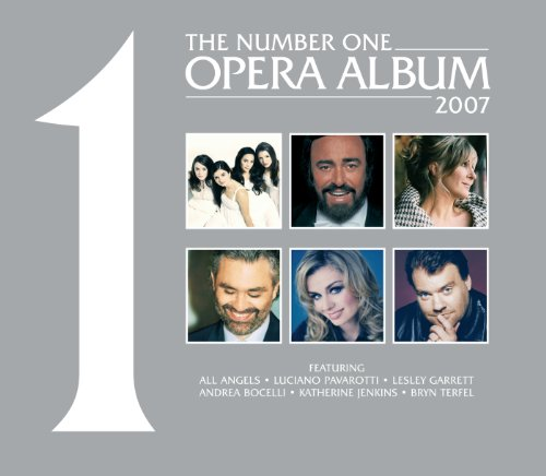 The No. 1 Opera Album 2007