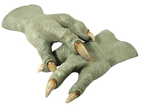 Yoda Kostüm Kleinkind - Rubie's Yoda Latex Hände