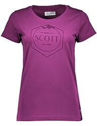 Scott Girls Camiseta de 20Casual Orchid Purple, morado, small