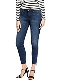 Esprit 026ee1b017 - Zipperdetails - Jeans - 7/8 - Femme