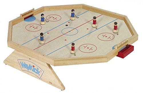 WeyKick Eishockeyspiel mit Magneten On Ice Arena 8700 natur, standard