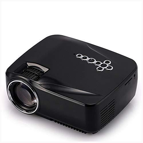 Link Co Wireless-Videoprojektor LED-Handyprojektion Bluetooth 4.0 unterstützen 1080P Full HD Unterstützbare Android-iOS Vertikale Trapezkorrektur
