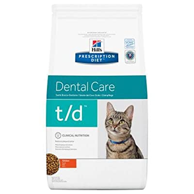 Hills Feline T/D Prescription Diet