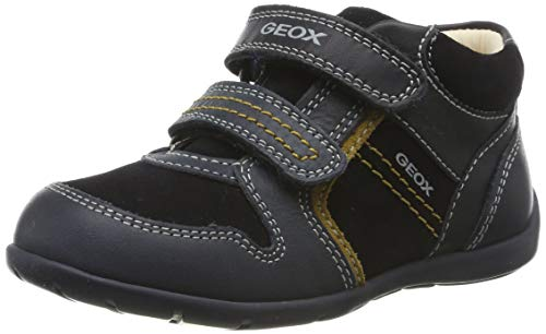 Geox Baby Jungen B Kaytan B Sneaker, Blau (Navy C4002), 19 EU