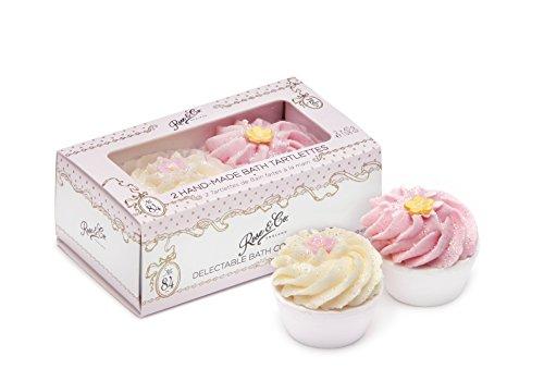 Rose & Co No. 84 Delectable Bath Confections 2 x 45g Bom-tv