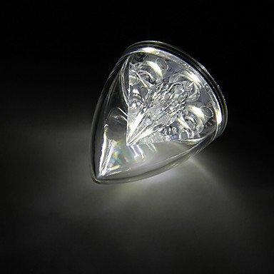 FDH 4W E14 Luces de velas LED 4 LED de alta potencia de 360 lm Blanco Natural regulable 220-240 V CA