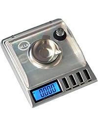 Pólux GEM20 Báscula 20 x 0,001 g Digital de alta precisión con funda, ...