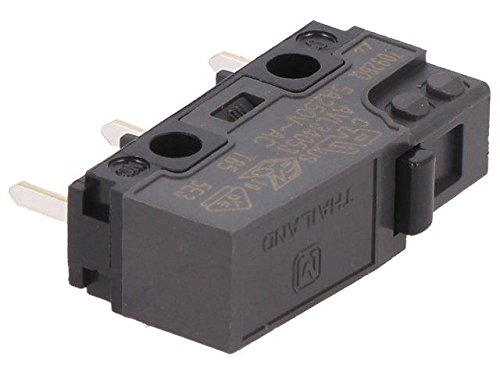 AVL34053AT Microswitch SNAP ACTION without lever SPDT 5A/250VAC ON-ON (Switch Snap-action)