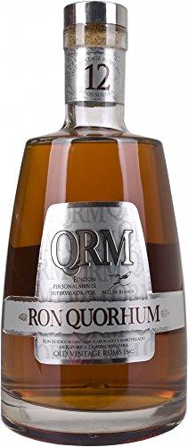 quorhum 12anni rum (1x 0,7l)