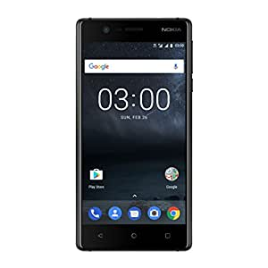Nokia 3 (Matte Black)