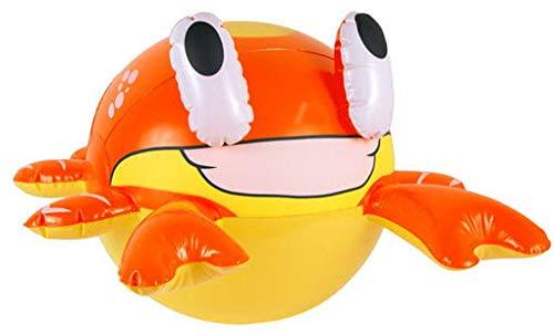 Kostüm Zoo Motto - Horror-Shop Krabbe zum Aufblasen