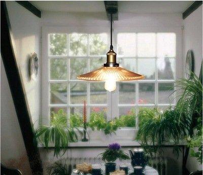 WCZ Personalisierte Dekorative Beleuchtung Single Head Cage Kronleuchter,36Cm