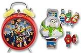inventive-action Toy Story-25052-TOY STORY alarma reloj/reloj juego--