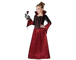 Atosa-22746 Disfraz Vampiresa 5-6, Color Morado, 5 a 6 años (22746)