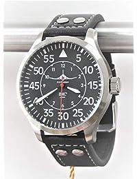 IMC® Reloj de Aviador Phantom Aviator Plata Reloj de Pulsera Hombre Hombre Reloj Aviador –