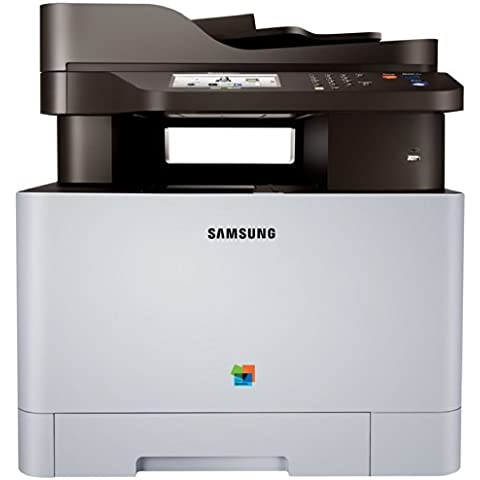 Samsung Serie Xpress SL-C1860FW - Impresora láser multifuncional color
