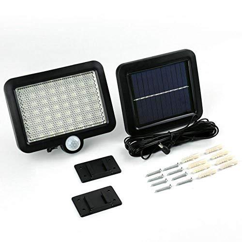 LED-Außenwandleuchte Größe