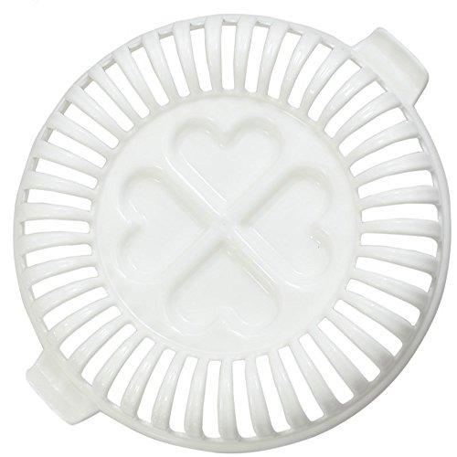 asentechuk® DIY sin aceite sano microondas horno patatas chips para horno eléctrica...