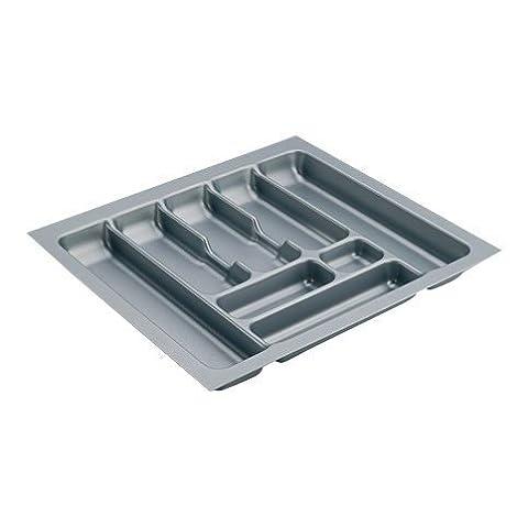 Range-couverts UNIVERSAL60 composé de 8 compartiments (L x P : 500-540 mm x 440-490 mm) / tiroir à couverts / ranges-couverts