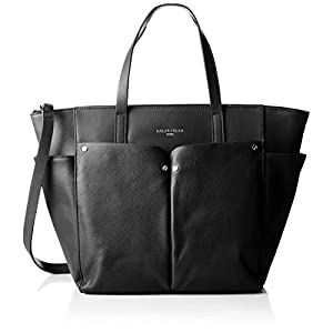 Liebeskind Berlin Damen Duo Shopper Large Schultertasche, 15x46x48 cm