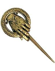 Juego de Tronos de la mano del Rey Pin De metal