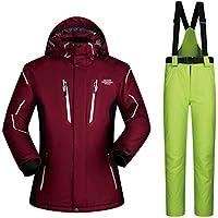 Jiuyizhe Chaqueta Impermeable a Prueba de Viento Chaqueta Impermeable para el esquí Soprt Mountain para Hombres (Color : 05, Size : XXL)