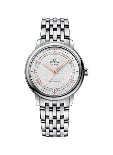 Omega de Ville Prestige Reloj de Pulsera automático 424. 10. 33. 20. 52. 001