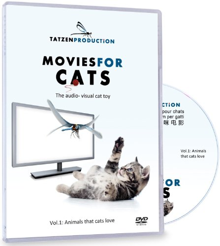Movies For Cats -...