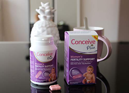 Zoom IMG-2 conceive plus women s vitamine