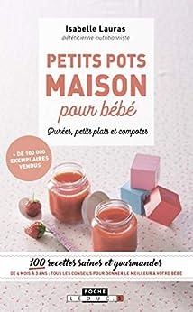 Petits pots maison pour bébé (Magique)