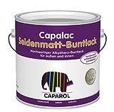 Caparol Capalac Seidenmatt Buntlack 375ml Antrazitgrau RAL 7016