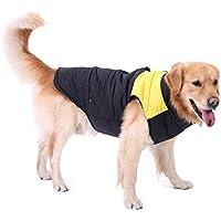 JIALUN-Mascota Suministros para Mascotas Ropa para Mascotas Chaleco para Perros en Clima frío para