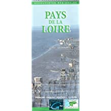 Carte routière : Pays de la Loire