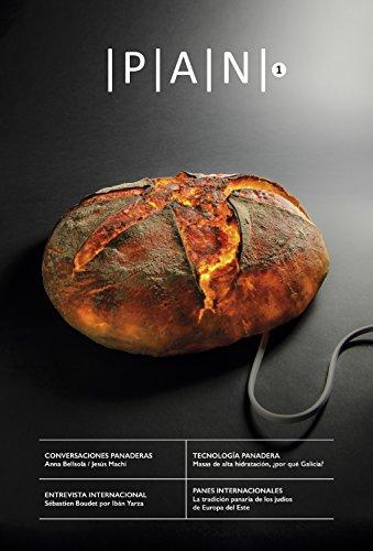 PAN 1: Publicación digital sobre la panadería profesional y casera de [AA.,
