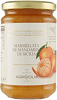 Agrisicilia Marmellata di Mandarini di Sicilia - 360 g