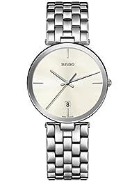 Rado Women's Florence 38mm Steel Bracelet & Case Quartz Analog Watch R48870013
